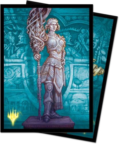 Deck Protector - Theros: Beyond Death - Elspeth, Sun's Nemesis Alternativ (100 Sleeves) (Neu)