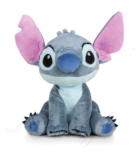 Lilo and Stitch Plüschfigur mit Sound: Stitch (ca. 20 cm) (Neu)