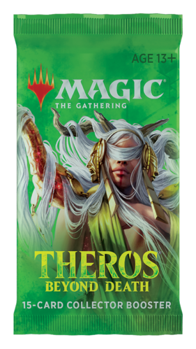 Theros - Beyond Death: Collector Booster (Englisch)