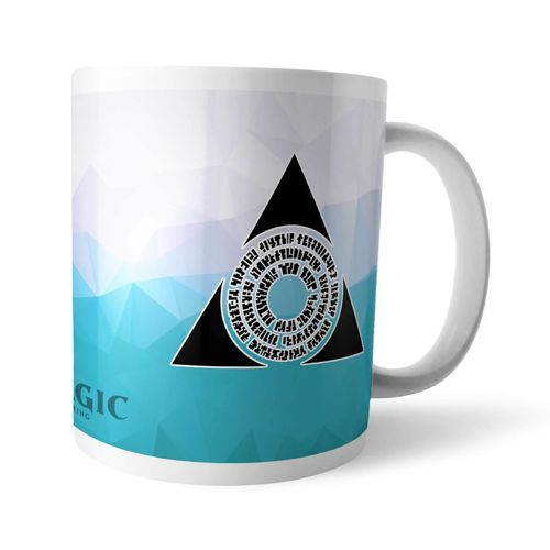 Magic the Gathering Tasse GOR Fractal Azorius (0,315 Liter) (Neu)