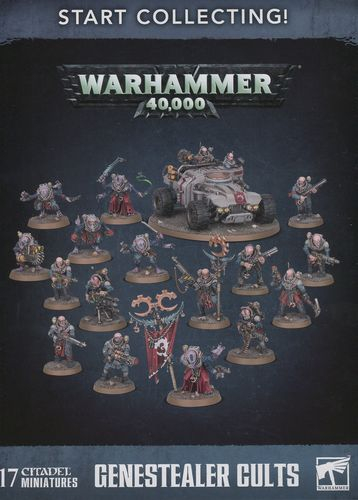 Start Collecting! Genestealer Cults (Neu)