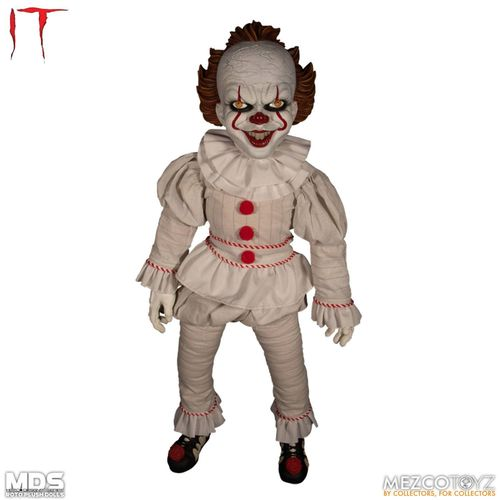 "Stephen Kings ""Es"" 2017 MDS Roto Puppe: Pennywise (ca. 46 cm) (Neu)"