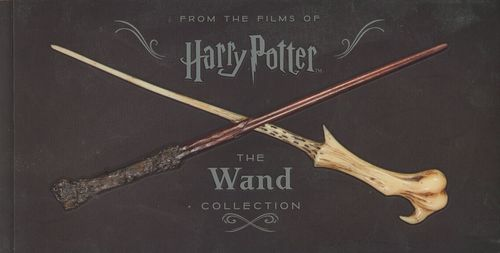 Harry Potter: The Wand Collection (englisch, gebraucht: sehr gut)
