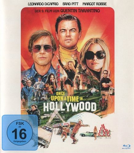 Once Upon a Time in... Hollywood (Blu-ray - gebraucht: sehr gut)