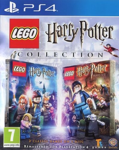 Lego Harry Potter Collection (PEGI) (PS4 - gebraucht: sehr gut)