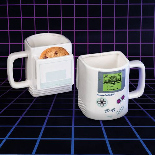 Nintendo Game Boy Cookie Holder Tasse Game Boy (Neu)