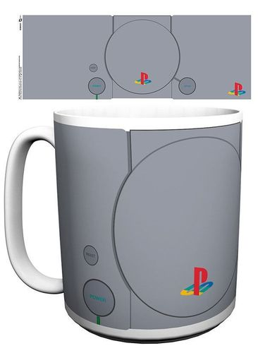 PlayStation XL Tasse Console (0,6 Liter) (Neu)