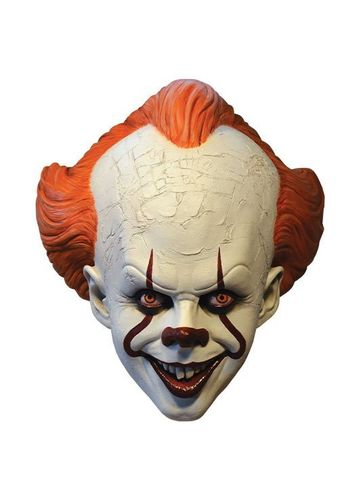 Stephen Kings Es 2017 Latex-Maske Pennywise (Neu)