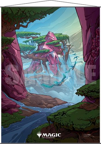 Ikoria Wall Scroll: Ketria Triome (68 x95 cm)