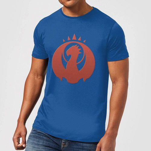Magic the Gathering T-Shirt Izzet Symbol - Gr. L (Neu)