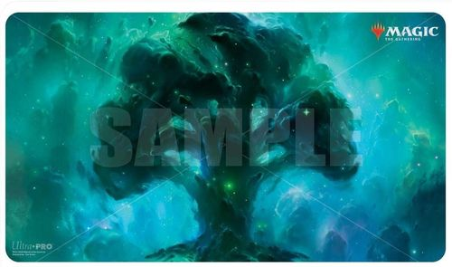 Playmat - Magic: The Gathering Celestial Forest (ca. 61x34 cm) (Neu)