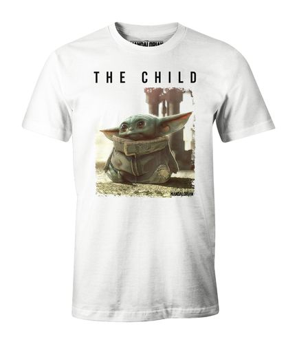 Star Wars The Mandalorian T-Shirt: The Child - Gr. M (Neu)