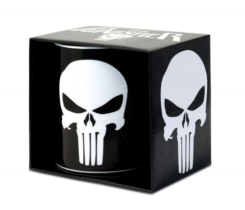 Marvel Comics Tasse: Punisher (Neu)