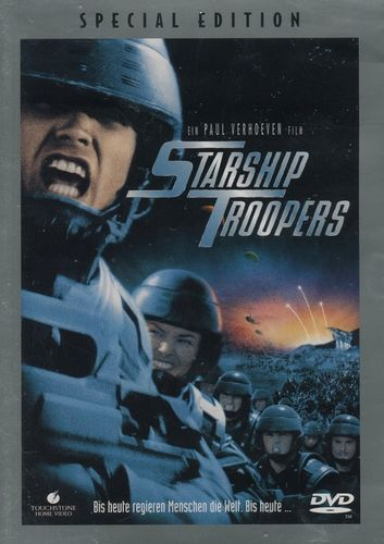 Starship Troopers (Special Edition) (DVD - Neu)