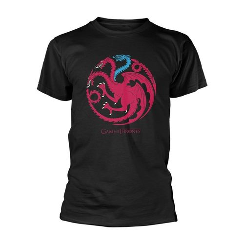 Game of Thrones T-Shirt: Ice Dragon - Gr. L (Neu)