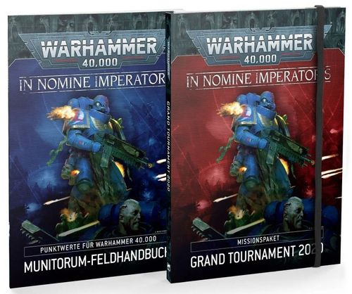 In Nomine Imperatoris: Missionspaket Grand Tournament 2020