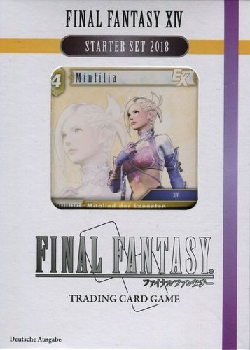 Final Fantasy TCG - Final Fantasy XIV Starter Set 2018