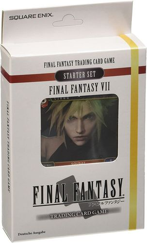 Final Fantasy TCG - Final Fantasy VII Starter Set