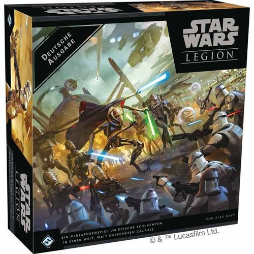 Star Wars Legion: Clone Wars Grundspiel (Deutsch)