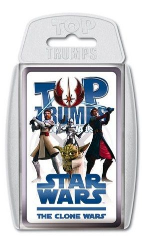 Star Wars: The Clone Wars (Top Trumps)