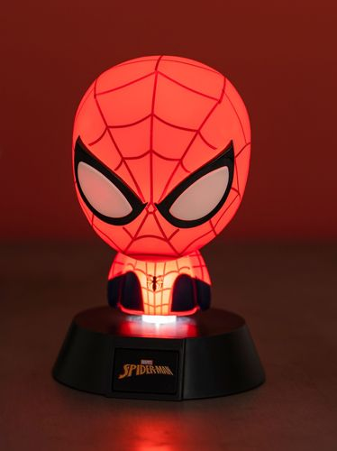 Marvel 3D Icon Lampe: Spider-Man