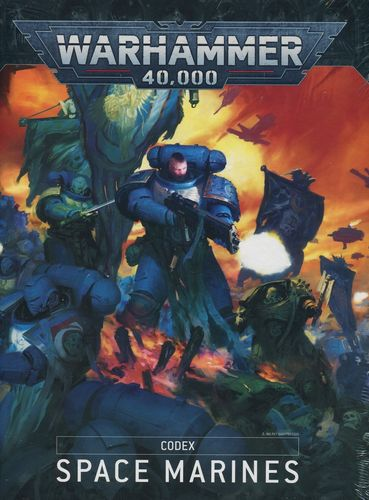 Codex: Space Marines (2020, Hardcover, deutsch)