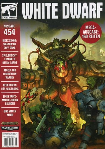White Dwarf (Deutsch) #454