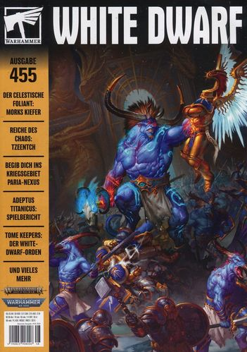 White Dwarf (Deutsch) #455