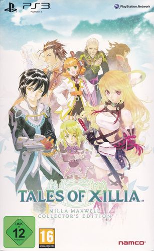 Tales of Xillia: Collector's Edition (PS3: gebraucht: gut)