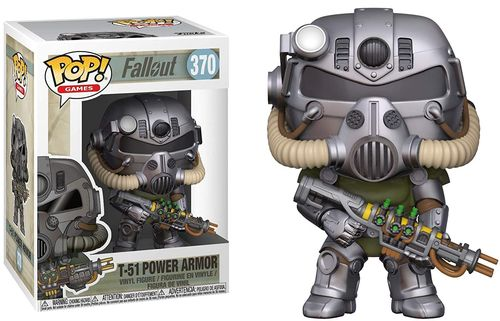 T-51 Power Amorm (Pop! Games #370: Fallout)