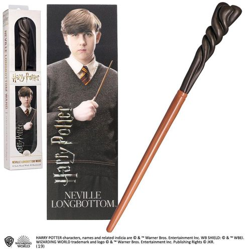 Harry Potter PVC Zauberstab-Replik: Neville Longbottom 30 cm