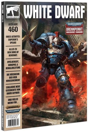 White Dwarf #460 (deutsch)